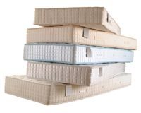 Mattresses Royalty Free Stock Image