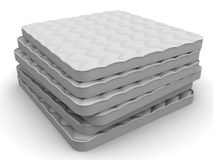 Mattresses Stock Photos