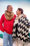 Mature adult lifestyle Stock Images