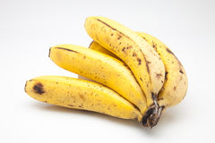 Mature bananas Royalty Free Stock Photo