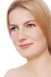 Mature beauty Stock Image