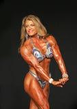 Mature  Bodybuilder Looks Sharp Royalty Free Stock Photography