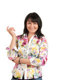 Mature business lady Stock Photography