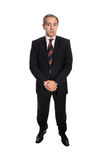 Mature business man portrait Stock Image
