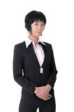 Mature business woman Stock Photo