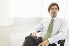 Mature Businessman Stock Photography