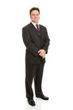 Mature Businessman Full Body Stock Images