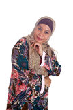 Mature and confident Muslim woman Royalty Free Stock Images