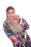 Mature and confident Muslim woman. Stock Photos