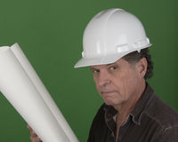 Mature Construction Man Stock Images