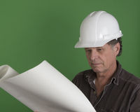 Mature Construction Man Stock Photos