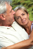 Mature couple Royalty Free Stock Photos