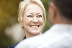Mature Couple Royalty Free Stock Images
