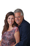Mature couple portrait Stock Photography
