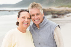 Mature couple spending time together Stock Photography