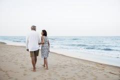 Free Mature Couple Vacationing At A Resort Stock Photos - 121034523