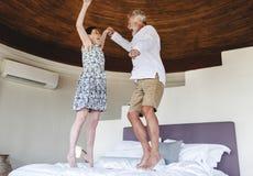 Free Mature Couple Vacationing At A Resort Royalty Free Stock Photos - 121930108