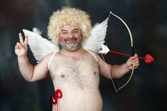 Mature Cupid Stock Images