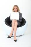 Mature director royalty free stock photos