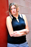 Mature female beauty, Royalty Free Stock Photo