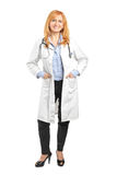 Mature healthcare professional Stock Photos