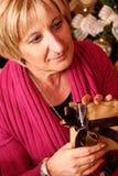 Mature italian woman Royalty Free Stock Image