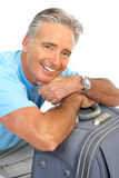Mature man Royalty Free Stock Photography