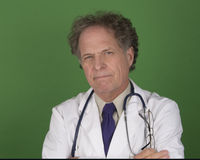 Mature Medical Doctor Stock Photos