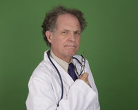 Mature Medical Doctor Stock Photography