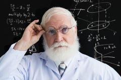 Mature scientist stock images