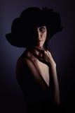 Mature sensuality woman Stock Photo
