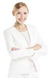 Mature smiling woman Royalty Free Stock Photos