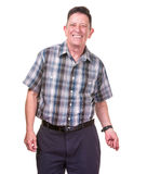Mature Transgender Man Royalty Free Stock Photos