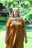 Mature woman. Royalty Free Stock Photos