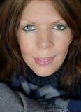 Mature woman Royalty Free Stock Image