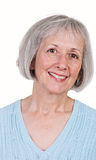 Mature Woman In Her Sixties Royalty Free Stock Photography