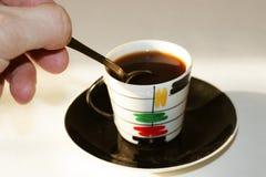 Matutinal Kaffee Lizenzfreies Stockbild