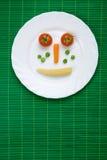 matvegetarian Royaltyfria Bilder
