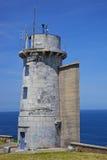 Matxitxako signal tower Stock Photography