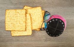 matza kosjer pesachah van vakantie Joodse judaism torah royalty-vrije stock afbeelding