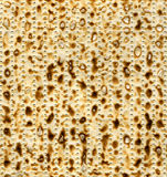 Matza texture Royalty Free Stock Photos
