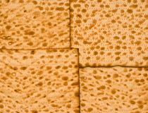 Matzah background Royalty Free Stock Photos