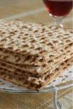 Matzah Crackers Royalty Free Stock Photo