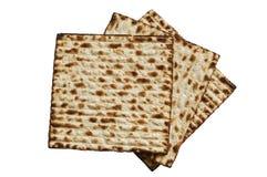 matzah żydowski passover Zdjęcia Royalty Free