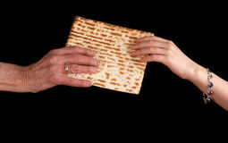 Matzo Royalty Free Stock Image