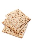 Matzo bread Stock Photography