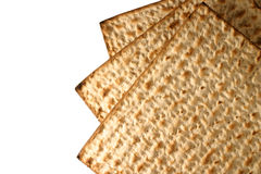 Matzo - instruction-macro Photos stock