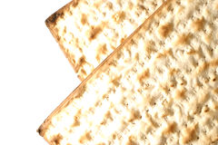 Matzo - instruction-macro Image stock