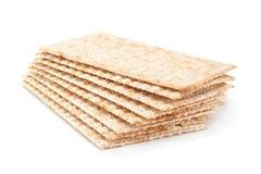 Matzo jewish bread Stock Photos