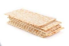 Matzo jewish bread Royalty Free Stock Images